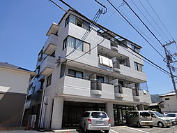 広島県安芸郡府中町石井城1丁目の賃貸マンションの外観