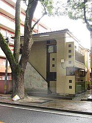 マイルーム参道A棟[205号室]の外観