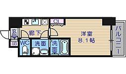 レオンコンフォート本町東[7階]の間取り
