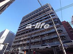 エステムプラザ神戸三宮ルクシア[208号室]の外観
