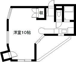 宮崎県宮崎市大字恒久の賃貸マンションの間取り