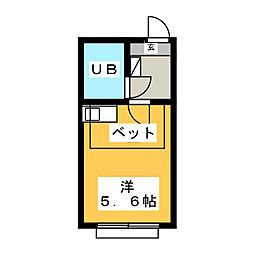 希望ヶ丘駅 2.5万円