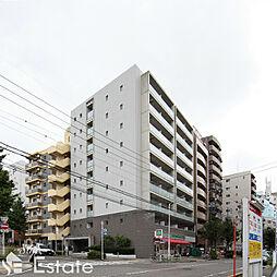 愛知県名古屋市中区丸の内1丁目の賃貸アパートの外観