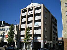 栃木県宇都宮市中央1丁目の賃貸マンションの外観