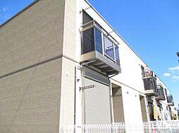 コルナスコート A棟[1階]の外観