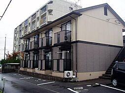 愛知県一宮市大和町妙興寺字高畑の賃貸アパートの外観