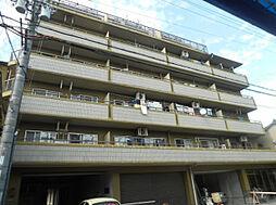 グロリーハイツ常盤[5階]の外観