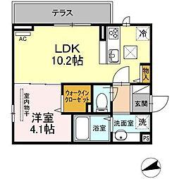 北山形駅 7.0万円