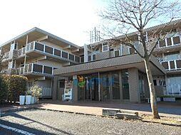 神奈川県横浜市鶴見区獅子ケ谷1丁目の賃貸マンションの外観