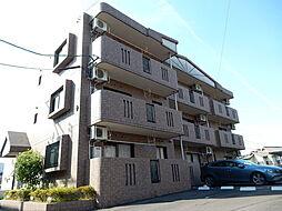 鹿児島県霧島市隼人町松永2丁目の賃貸マンションの外観