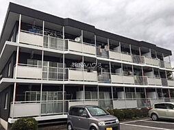 埼玉県上尾市東町2丁目の賃貸マンションの外観