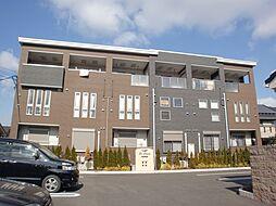愛知県名古屋市中川区荒子町字大門東の賃貸アパートの外観