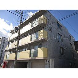 北海道札幌市東区北十五条東13丁目の賃貸マンションの外観