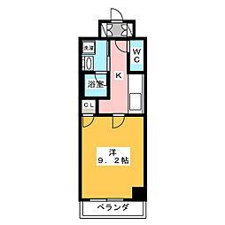 スタジオスクエア大須[3階]の間取り