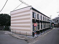 レオパレスウッドさちが丘[202号室]の外観
