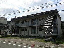 緑ヶ丘ハイツA棟[1階]の外観