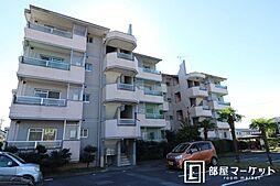 愛知県岡崎市稲熊町字6丁目の賃貸マンションの外観