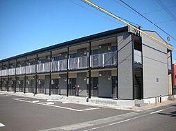 レオパレスソレイル横田II[104号室]の外観