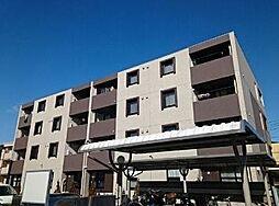 岡山県岡山市北区大安寺中町の賃貸マンションの外観