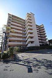 フレール六甲桜ヶ丘[3階]の外観