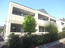 ローズガーデンAB(花野井)[2階]の外観