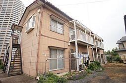 コーポ浅井[202号室]の外観