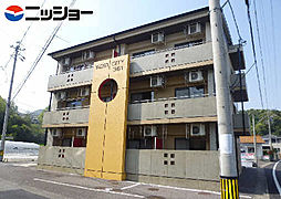 WEST CITY 361[2階]の外観