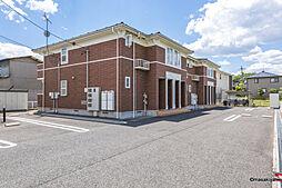 長野県長野市大字三才の賃貸アパートの外観