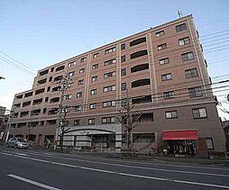 京都府京都市左京区修学院鹿ノ下町の賃貸マンションの外観