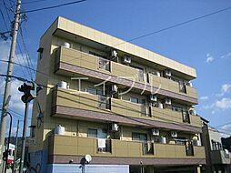 ハイツMII[4階]の外観