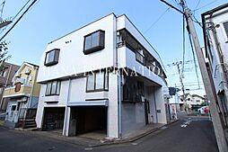 東京都調布市調布ケ丘3丁目の賃貸マンションの外観