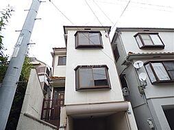 [一戸建] 兵庫県神戸市灘区赤松町2丁目 の賃貸【/】の外観