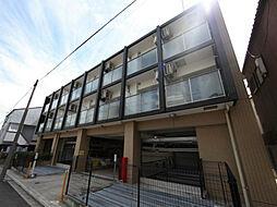 愛知県名古屋市瑞穂区駒場町4の賃貸マンションの外観