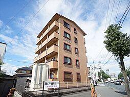 静岡県浜松市中区住吉2丁目の賃貸マンションの外観