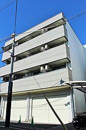 黒川太子橋マンション ネット無料リノベ部屋[2階]の外観