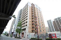ニッケノーブルハイツ江坂[6階]の外観
