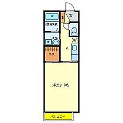 白鷺駅 5.0万円