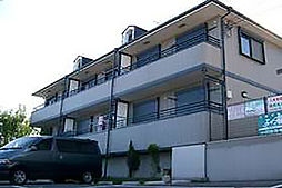 ガーディナル ハイツ[1階]の外観