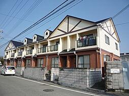 [テラスハウス] 兵庫県加古川市平岡町一色西2丁目 の賃貸【/】の外観