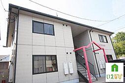 香川県高松市由良町の賃貸アパートの外観