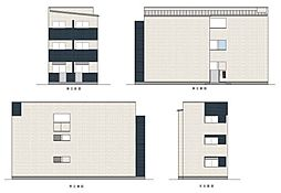 Schaf18[2階]の外観