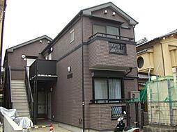 京都府京都市西京区桂上豆田町の賃貸アパートの外観