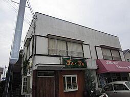 長谷川荘[202号室]の外観