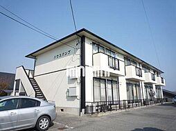 愛知県岡崎市竜美東3丁目の賃貸アパートの外観