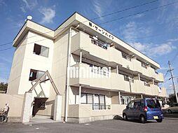 栄サンハイツ[1階]の外観