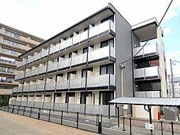 U&SII[2階]の外観