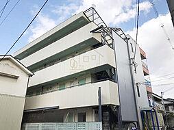 BBSマンション[1階]の外観