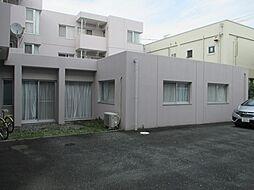 静岡県浜松市中区佐鳴台1の賃貸マンションの外観