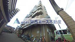 日宝ライフ放出西[6階]の外観