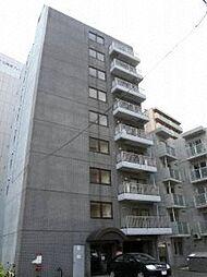 ヴァンクール北5条[6階]の外観
